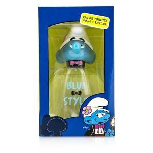 The-Smurfs-Vanity-EDT-Spray-100ml-Men-039-s-Perfume