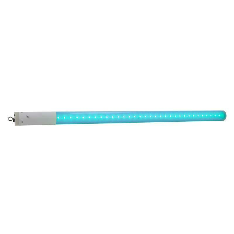 American DJ LED PIXEL TUBE 360 Color Tube With Polycarbonate Tubing LED075 New