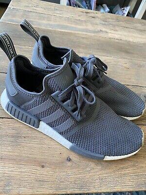 Adidas Nmd R1 Grey Gum Size 13 Used   eBay
