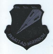 131st BOMB WING (BLACK-GRAY) !!NEW!! patch