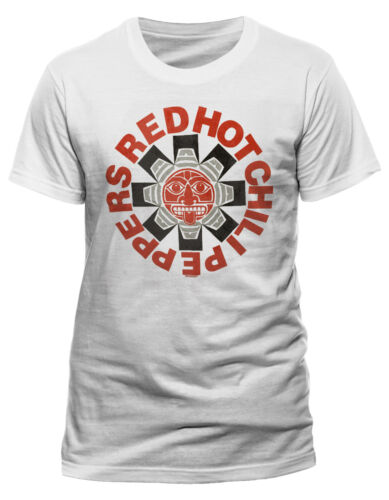 Red Hot Chili Peppers /'Aztec/' T-Shirt NEW /& OFFICIAL!