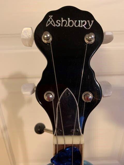tenorbanjo, Ashbury