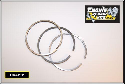 Citroen//Peugeot//Ford//Mini 1.6 TDCI DV6 16v 4 Cylinder Piston Ring Set