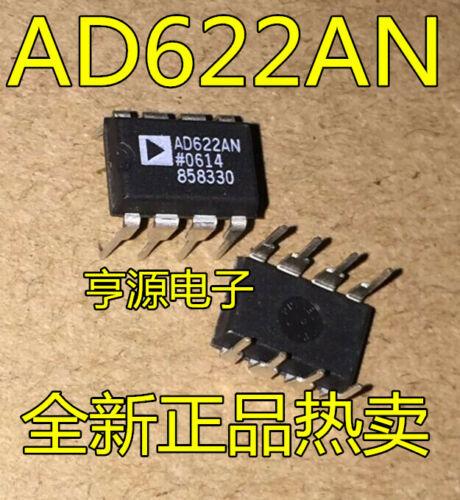 5PCS AD622ANZ AD622AN AD622 DIP-8
