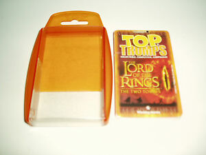 Top-Trumps-Lord-of-the-Rings-034-The-Two-Towers-034-New-amp-Sealed-2002