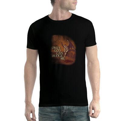 Only God Can Judge Me Men T-shirt XS-5XL New