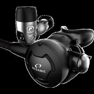 Oceanic Alpha 10 CDX Scuba Diving Regulator 40.3770.07