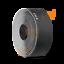 Fizik-Tempo-Superlight-Microtex-Classic-2mm-Bike-Handle-Bar-Tape-Black-Red-White thumbnail 2