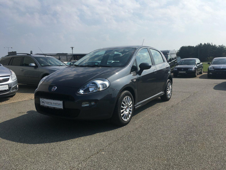 Fiat Punto Billede 5