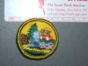 Boy Scout Merit Badge Computers circa /'67-/'71 2903M