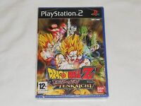 - Pal Version - Dragonball Z Budokai Tenkaichi 1 Playstation 2 Game Ps2 Read