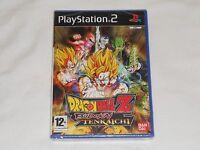 - Pal Version - Dragonball Z Budokai Tenkaichi 1 Playstation 2 Game Ps2 Read