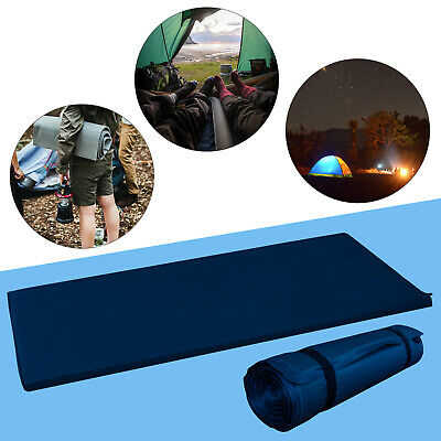 Isomatte Selbstaufblasende Campingmatte Selfinflating Falten Matte Luftmatratze