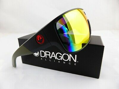 NEW Genuine DRAGON HEX Matte Utility Green Red Ionized Men Sunglasses DR 300