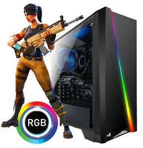 Gamer-PC-AMD-Ryzen-3-2200G-4x-3-7-Ghz-8GB-Ram-240GB-SSD-Radeon-Vega-Windows-10