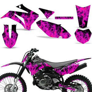 Details About Yamaha Ttr125 Ttr 125 Dirt Bike Graphic Kit Stickers Mx Wrap Decals 08 16 Ice P