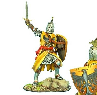 FIRST LEGION CRU070 - Crusader Knight with Brienne Family Heraldry