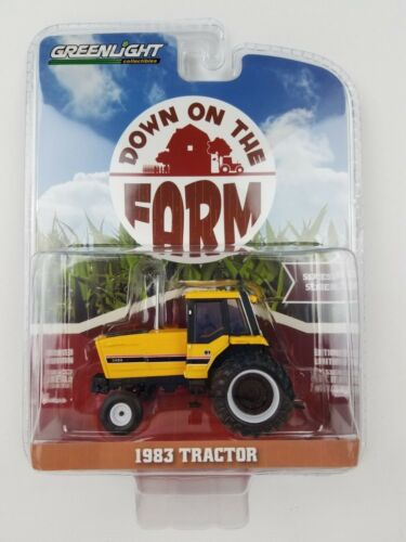 1//64 GreenLight Down on the Farm 1983 International Harvestor IH Tractor