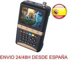 DVBS Medidor de Campo SATELITE buscador señal portable Signal Finder satellite