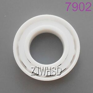 7902-Full-Ceramic-Zirconia-Oxide-Angular-Contact-Ball-Bearing-ZrO2-15-x-28-x-7mm