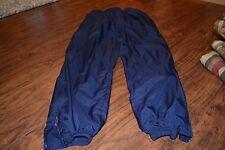 A1- Hibbett Sports Navy Blue Athletic Pants Size L