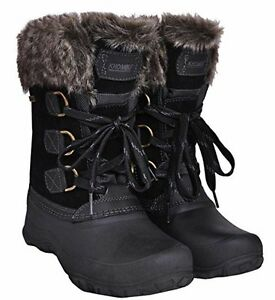 new khombu women the slope winter snow boots size and. Black Bedroom Furniture Sets. Home Design Ideas