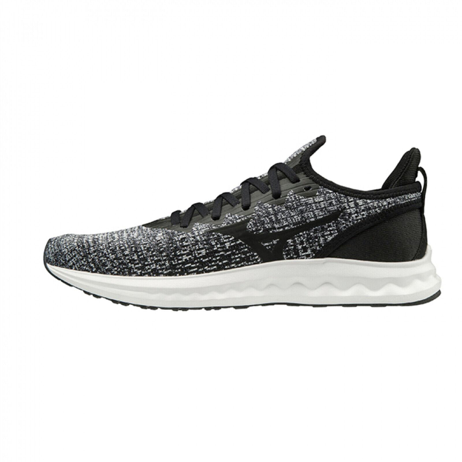 Mizuno Wave Polaris SP2 [J1GC208309] Men Running Shoes White/Black