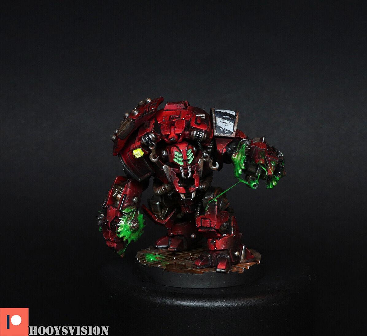 Necromunta Ambot bilta PRO målad commition av Hooy Warhammer 40000