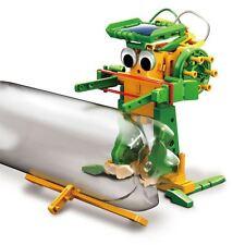 6 in 1 Wissenschaft Recycler DIY pädagogischer Solarbetriebene Roboter
