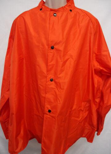 NEESE Rainwear Rain Jacket 77SJIS  4XL FORESTRY SANITATION MAINTENANCE