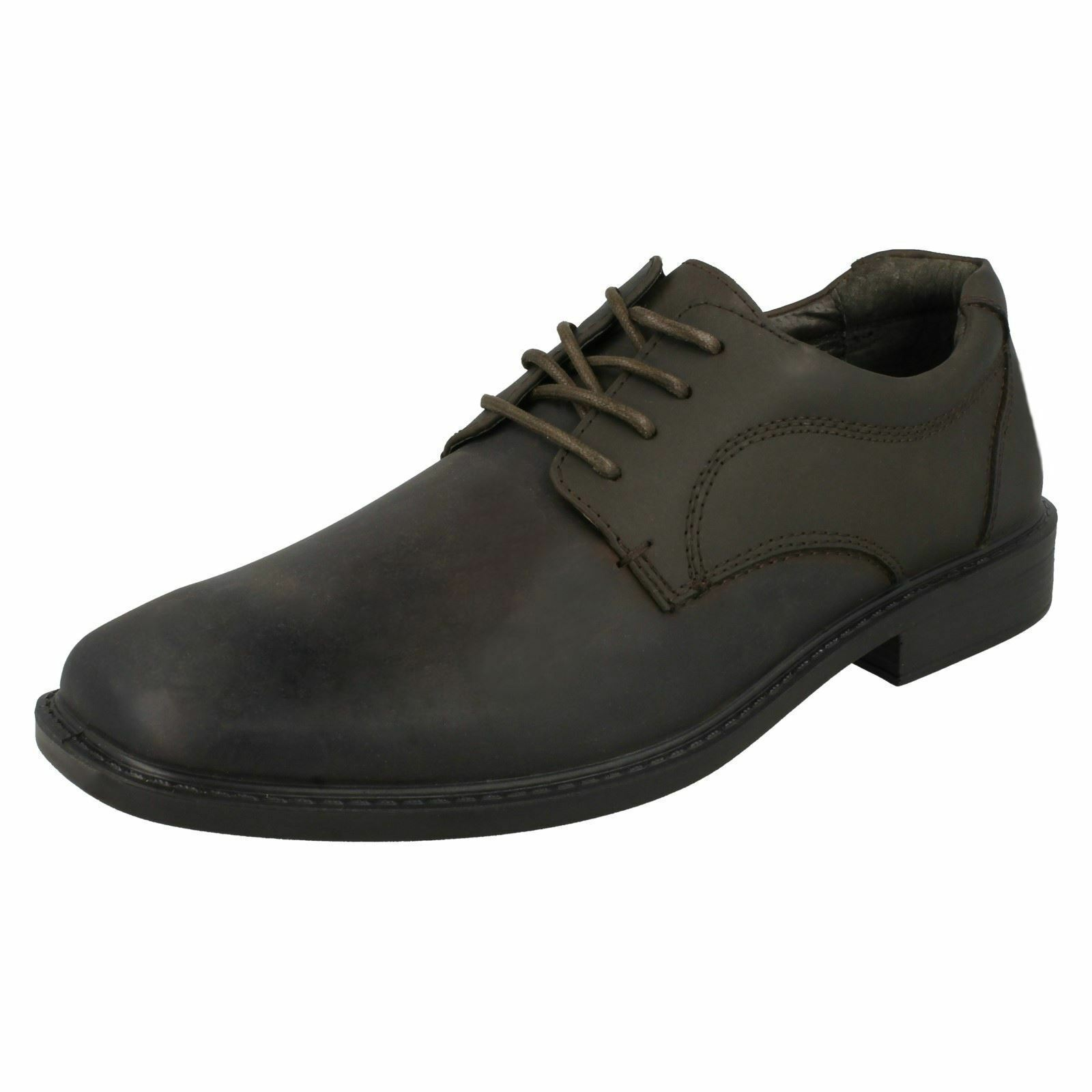 Sale Mens Hush Puppies lace up formal shoes   NORWICH