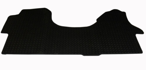 Mercedes Sprinter 2006 onwards 1 Piece Tailored Fit Rubber Floor Mat in BLACK