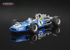 Matra MS10 Cosworth V8 Matra Sports F1 GP Holland 1968 Jackie Stewart Spark 1:43