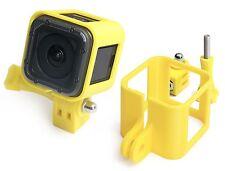 Ultra Light Frame + Tripod Mount f. GoPro HERO 5 Session Stativ Rahmen Yellow