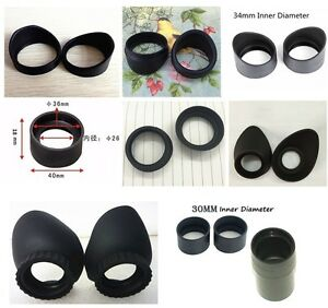 Une-paire-oculaire-Eye-Shield-Rubber-Eye-Guards-Eye-Cups-pour-microscope-telescope