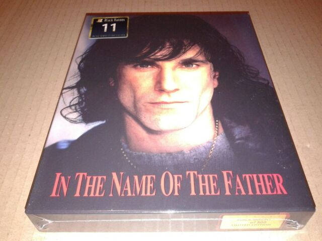 In the Name of the Father Blu-ray Steelbook FullSlip FilmArena Black Barons #11
