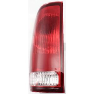 Tail Light for 97-03 Ford F-150 & 99-07 F-250 Super Duty Driver Side 723650330654