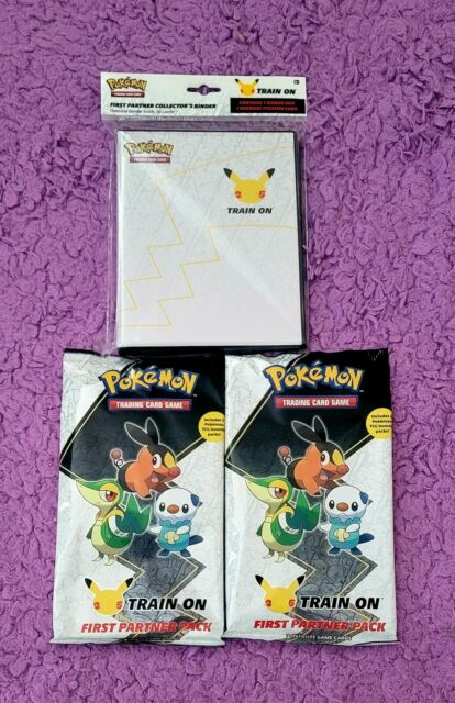 Pokémon TCG: Unova First Partner Pack
