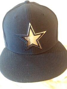 fa2f522eb34eb8 Dallas Cowboys NFL New Era Sideline 59FIFTY Fitted Hat Cap Blue Gray ...