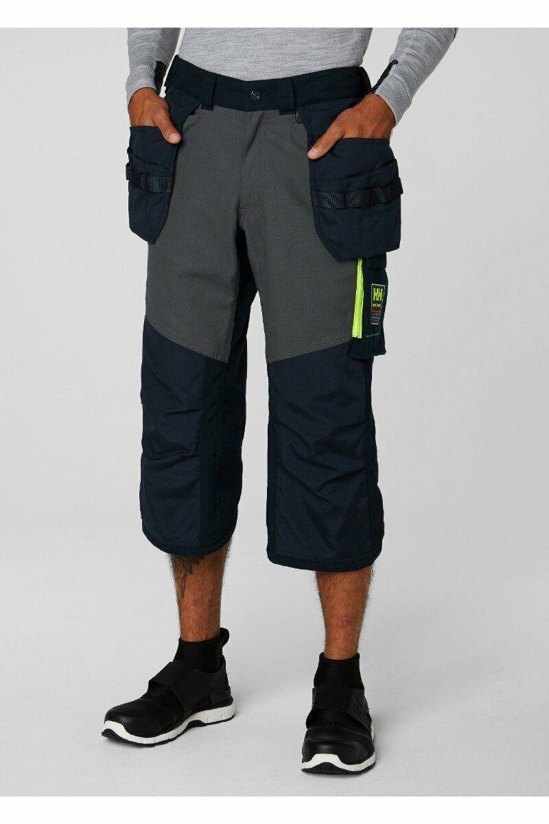 Helly Hansen Workwear Aker Pirate 3 4 Length Work Pant 77404