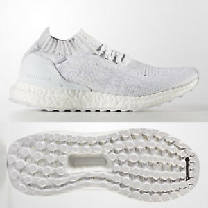 c0de6243a Image is loading adidas-UltraBOOST-Uncaged-Junior-Running-Shoes-White -BY2079-