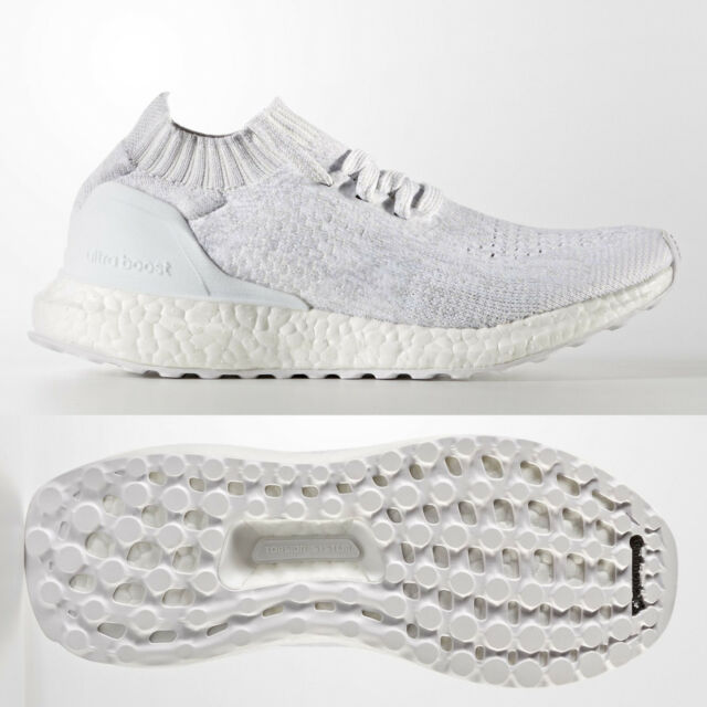 baa7e12fde57a adidas UltraBOOST Uncaged Junior Running Shoes White BY2079 Kids Ultra Boost  3-6