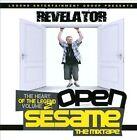 Open Sesame: The Mixtape by Revelator (CD, Legend (import))