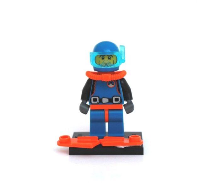 NEW LEGO MINIFIGURES SERIES 1 8683 - Deep Sea Diver