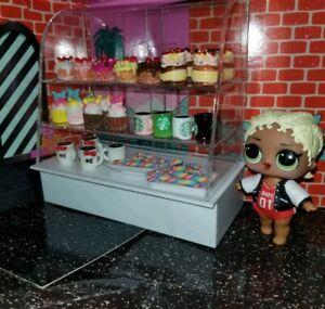 LOL Surprise Doll 6 Pc Lot of Random custom Cakes