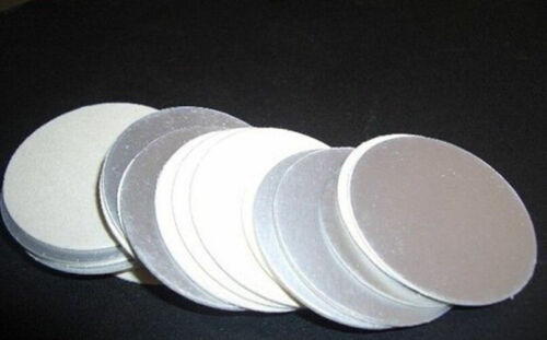 For induction sealing 24 mm HDPE Seal foil liners 1000PCS