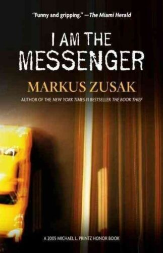 1 of 1 - I Am the Messenger, , Good Book