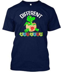 Premium-Autism-Awareness-Different-Hanes-Tagless-Tee-Hanes-Tagless-Tee-T-Shirt