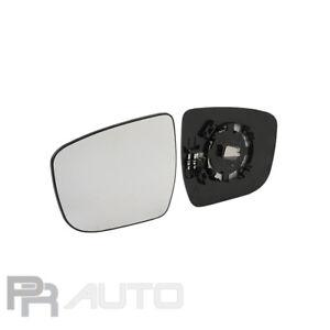 Spiegelglas für Nissan Note 2006-2012 rechts mit Platte asphärisch beheizbar Auto & Motorrad: Teile