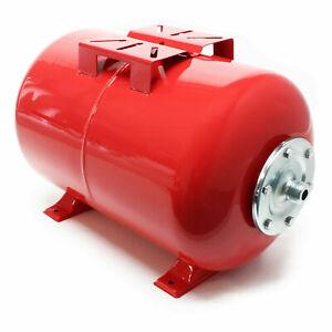 AUTOCLAVE 100 litri ORIZZONTAL VASO DI ESPANSIONE MEMBRANA INTERCAMBIABILE SFERA